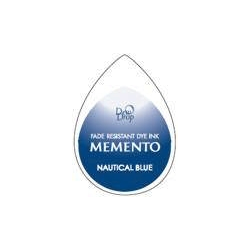 Memento Dew Drop Ink Pad - Nautical Blue