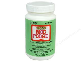 Mod Podge Paper - Gloss 8oz