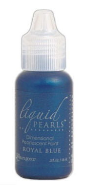 Ranger Liquid Pearls - Royal Blue