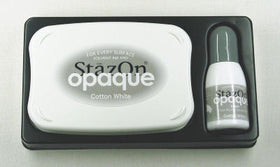 StazOn Ink Pad - Cotton White
