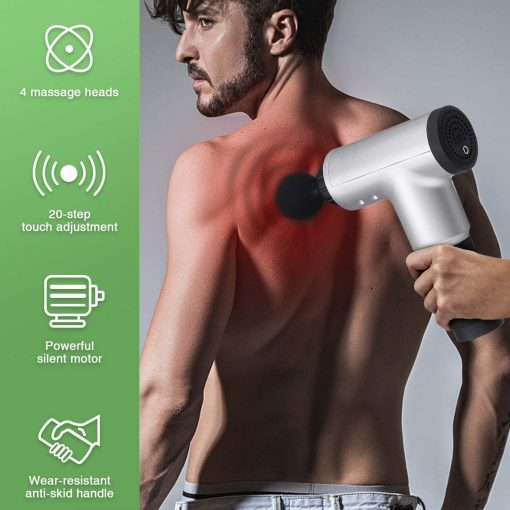 Massage Gun Deep Tissue Percussion Muscle Massager