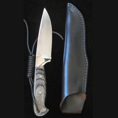 The Traditional Deer Hunter Knife