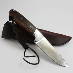 The Traditional Hunter Knife