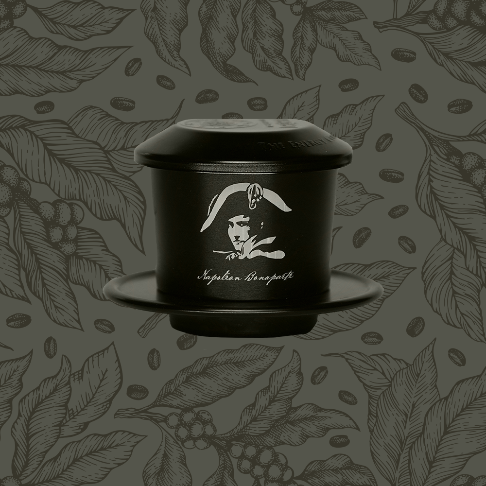 Napoleon Bonaparte Phin Filter (Black)
