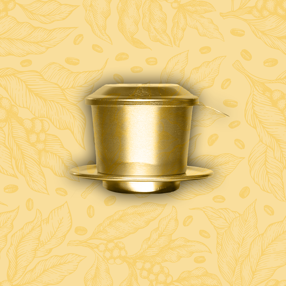 Phin Filter (Light Gold)