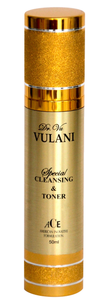 Vulani Special Cleansing & Toner
