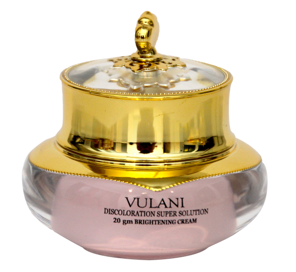 Vulani Discoloration Super Solution Brightening Cream