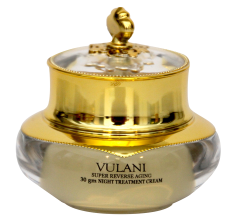 Vulani Super Reverse Aging Night Treatment