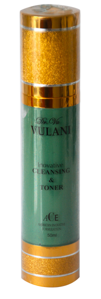 Vulani Innovative Cleansing & Toner