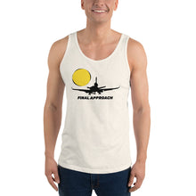 Load image into Gallery viewer, Unisex Tank Tops - Final Approach
