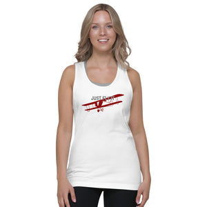 Unisex Tank Tops - Just Fly It