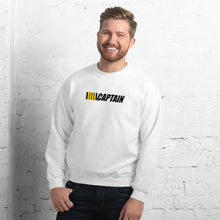 Load image into Gallery viewer, Unisex Pilot  Sweatshirt - Captain - PilotHangout