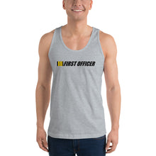Load image into Gallery viewer, Unisex Tank Tops - First Officer