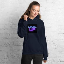 Load image into Gallery viewer, Unisex Hoodie - Pilot Hoodie - Level up - PilotHangout