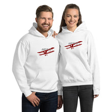 Load image into Gallery viewer, Unisex Hoodie - Pilot Hoodie -  Just Fly It - PilotHangout