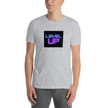 Load image into Gallery viewer, Short-Sleeve Unisex T-Shirt - Level up - PilotHangout