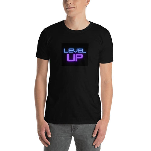 T-Shirt Level up Typography Design - PilotHangout