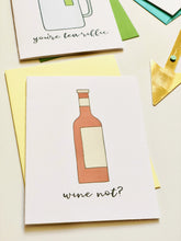 Load image into Gallery viewer, PUT ON YOUR DRINKING CAP PUN FUN GREETING CARD SET