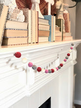 Load image into Gallery viewer, LOVELY WOOL FELT BALL GARLAND