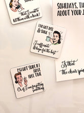 Load image into Gallery viewer, WITTY WOMEN MAGNETS
