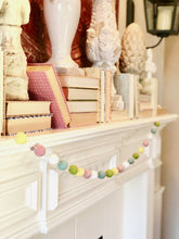 Load image into Gallery viewer, SPRING WOOL FELT BALL GARLAND