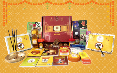 Monthly Home Pooja Package