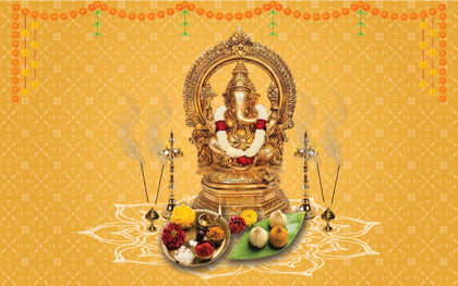 GANAPATHI HOMAM(ADDITIONAL HOMAM)
