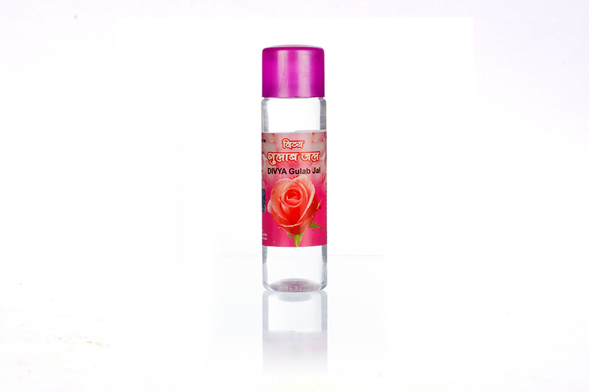 Pathanjali Pure Rose water (without chemical as in Paneer)
