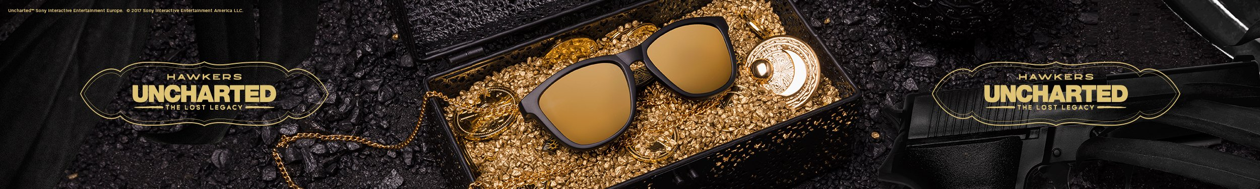 Hawkers limited edition collection Sunglasses uncharted