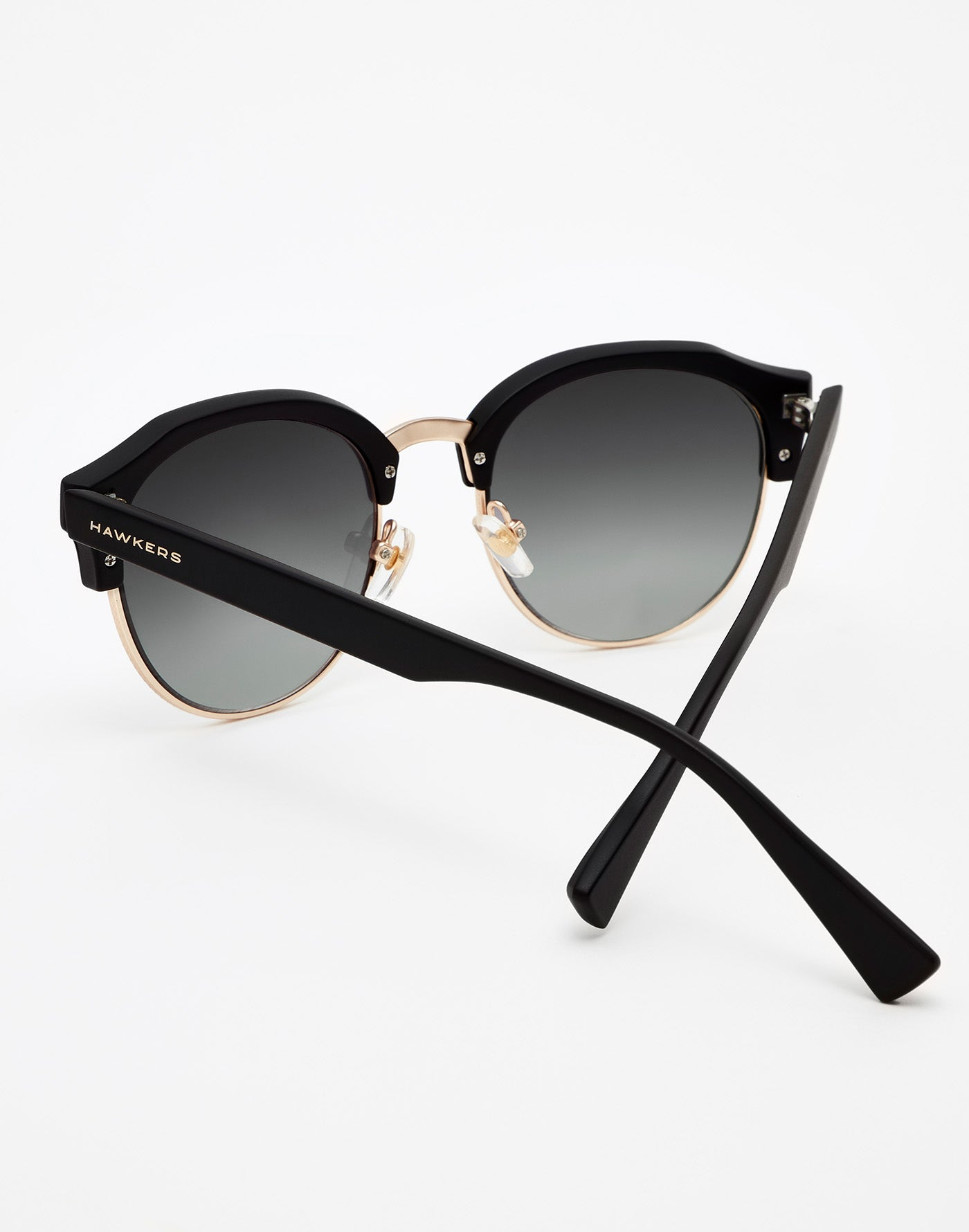 Rubber Black · Dark Gradient Classic Rounded