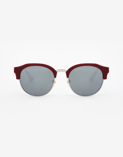 Burgundy · Chrome Classic Rounded