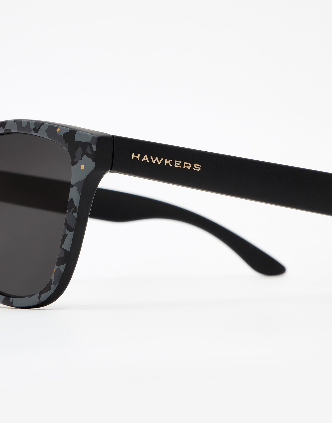 Messi x Hawkers · Camo Black Dark One