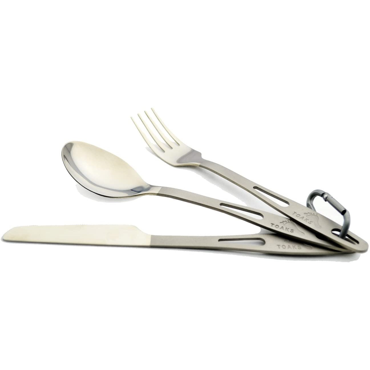TOAKS Titanium 3-Pieces Cutlery Set