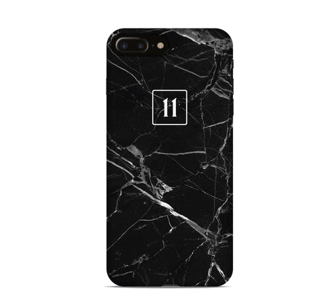 The 11 Phone Case - Black Marble - 11ing