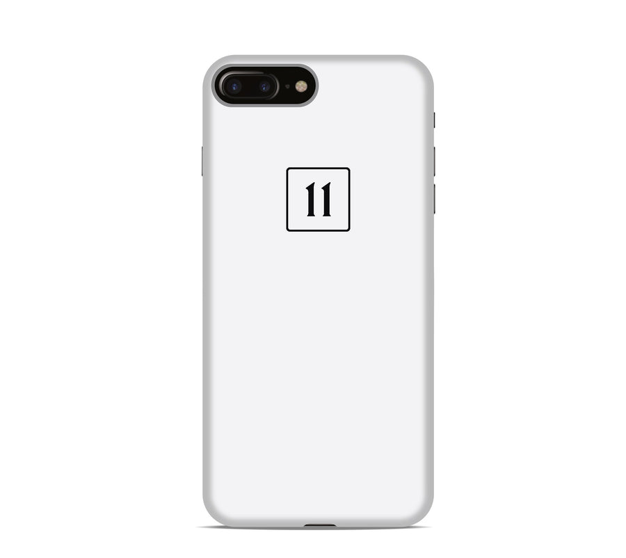 The 11 Phone Case - White - 11ing