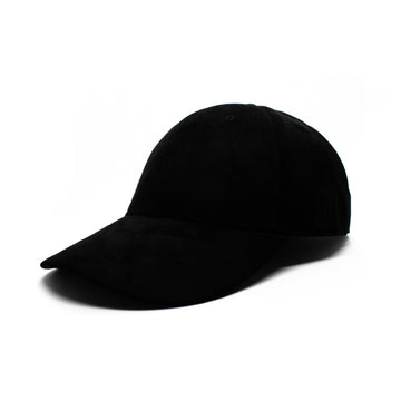 The Premium 11 Cap - Black Suede - 11ing
