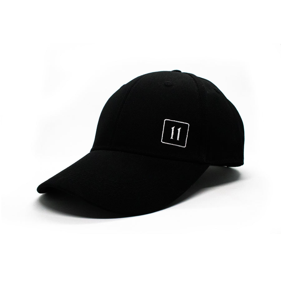 The 11 Cap - Black - 11ing