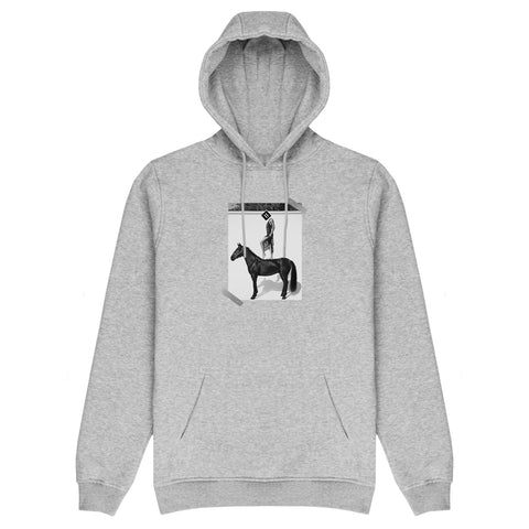 The High Horse Hoodie - Grey - 11ing