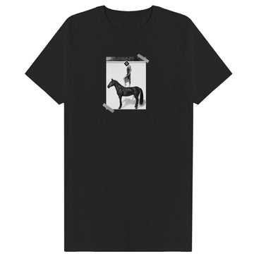 The High Horse Tee - Black - 11ing