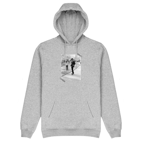 The Commute Hoodie - Grey - 11ing