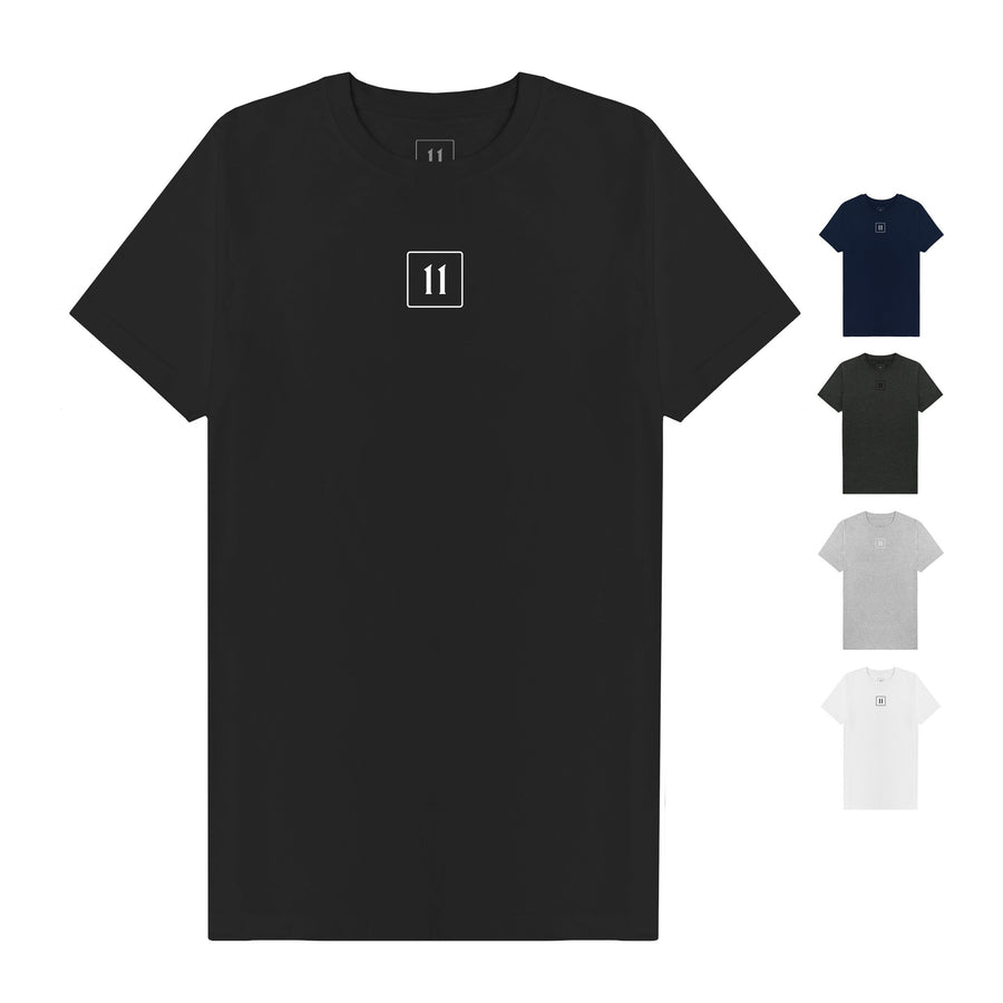 The Classic Logo T-Shirt Combo Pack - 11ing