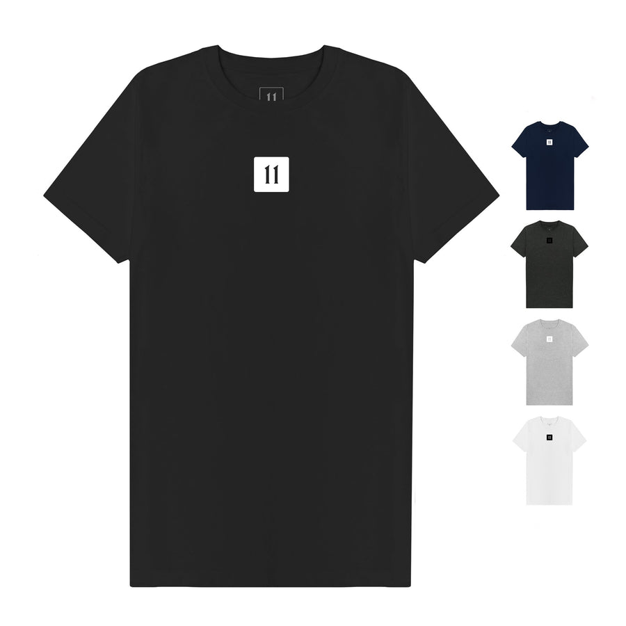 The Block Logo T-Shirt Combo Pack - 11ing