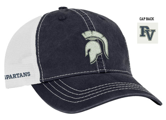Spartan Head Trucker Hat