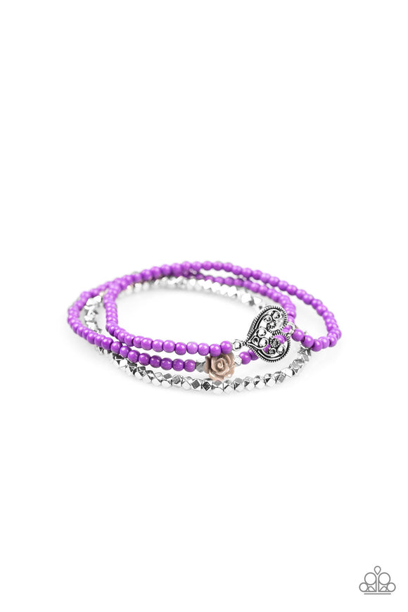 Lovers Loot PurpleBracelet
