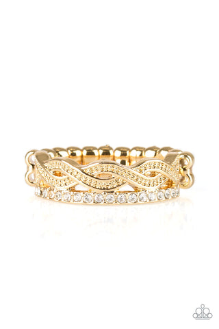 Unstoppable Shine Gold Ring