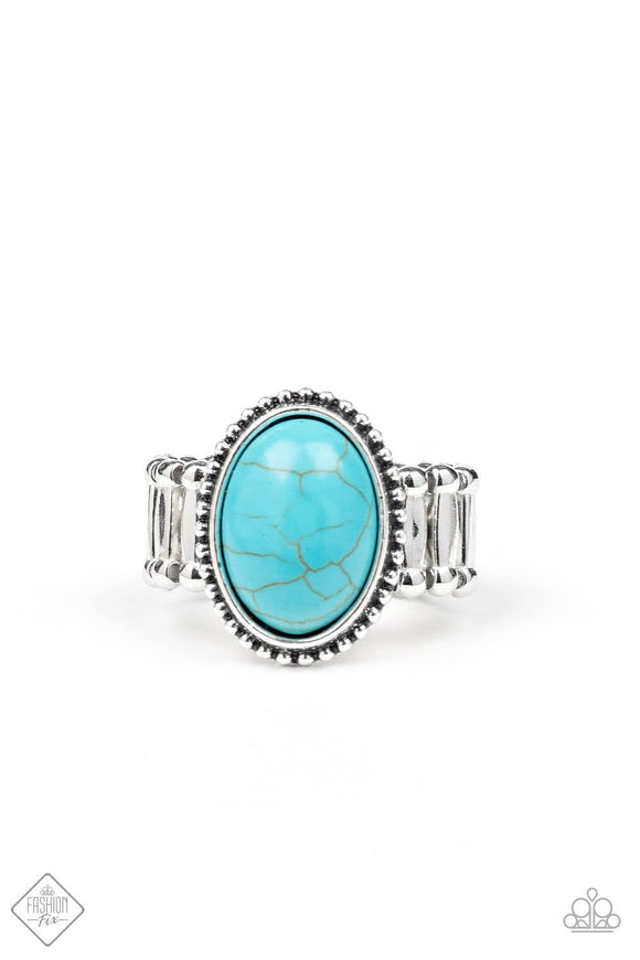 Bountiful Deserts Turquoise Ring