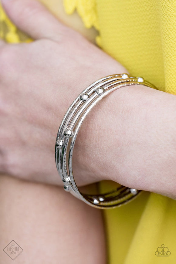 Beauty Basic Silver Bracelets