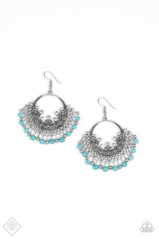 Canyonlands Celebration Blue Earrings