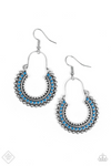 Really Rumba Blue Earrings
