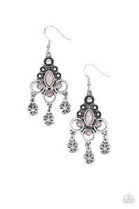 Southern Expressions Silver Earrings